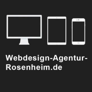 Webdesign Agentur Rosenheim